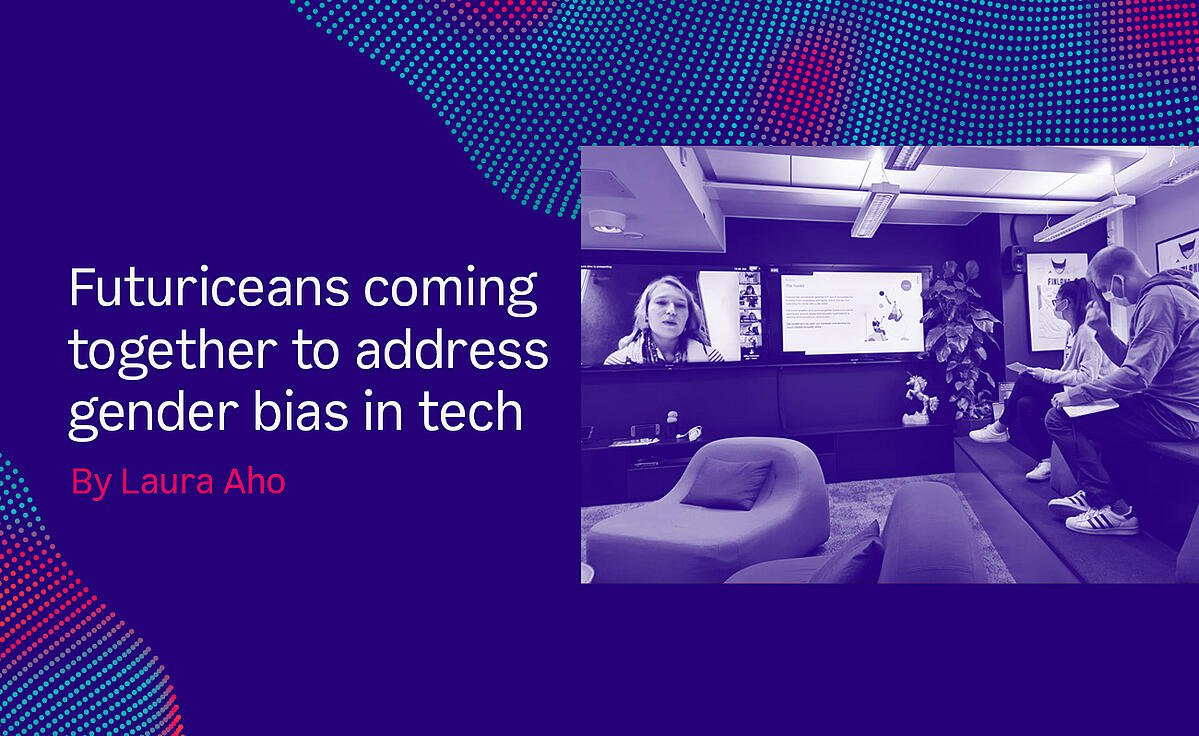 Coming together to address gender bias in tech