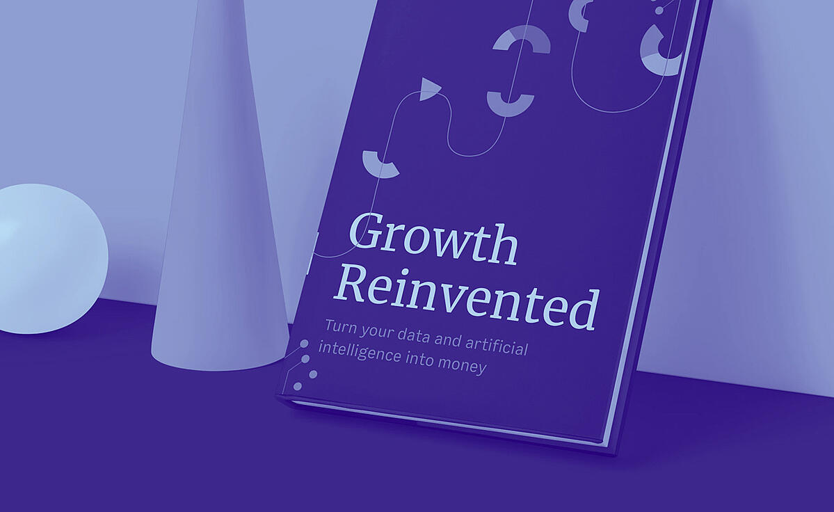 Growth Reinvented Book Cover