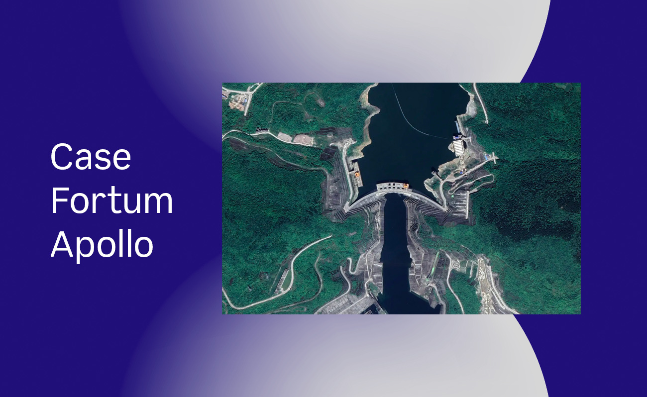Case Fortum Apollo: Better planning of hydropower production