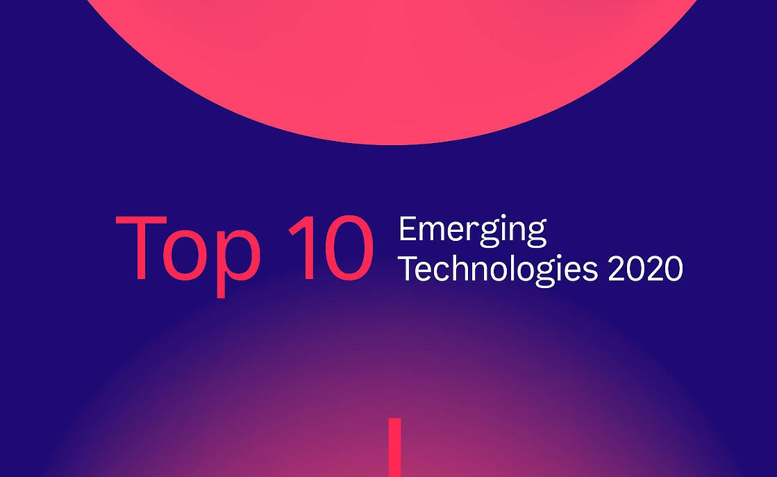Top 10 emerging technologies 2020