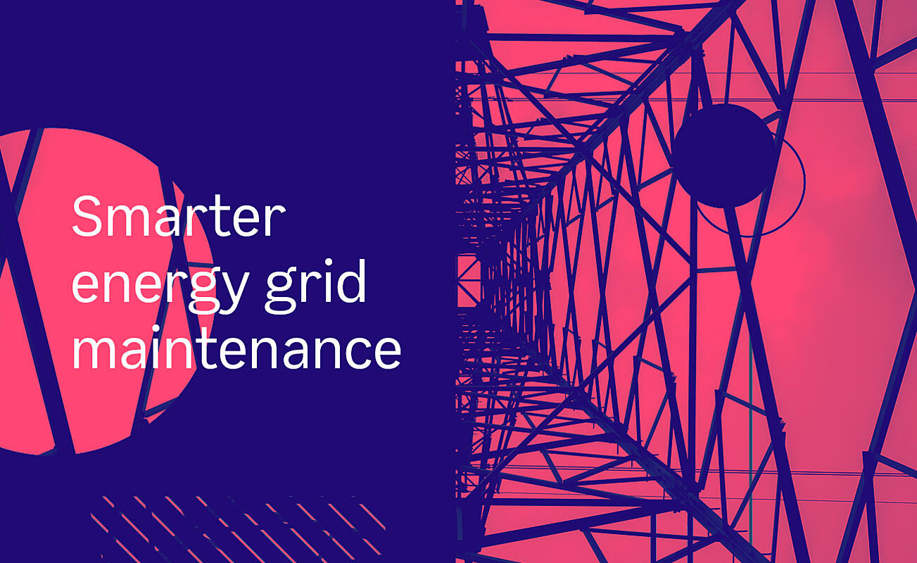 Smarter energy grid maintenance