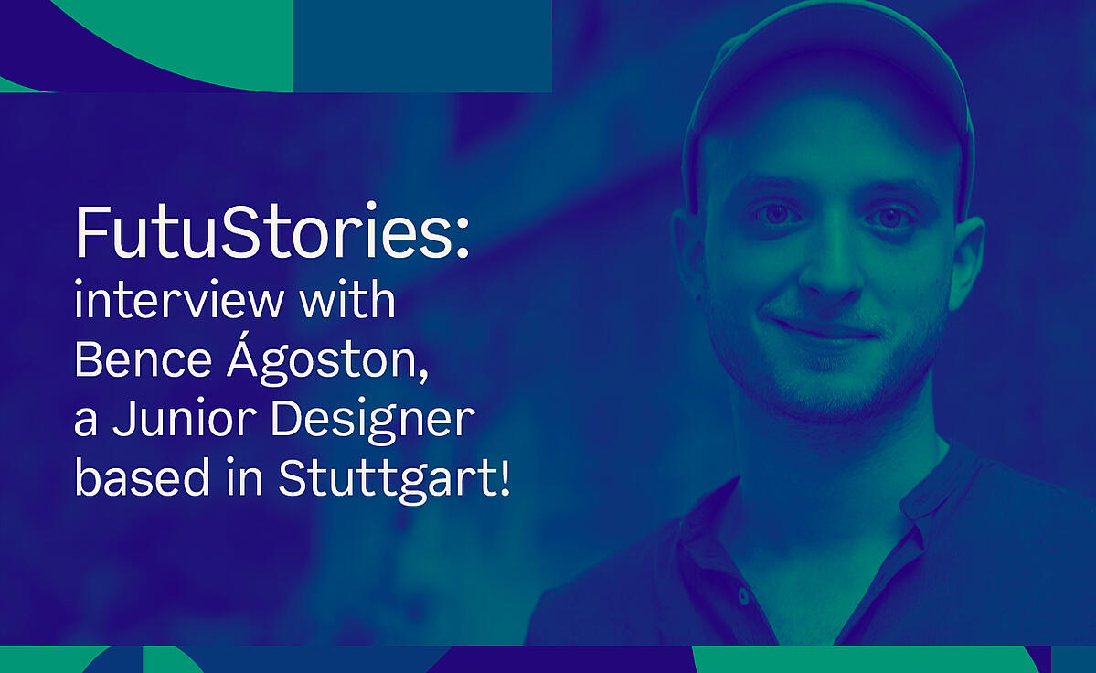 FutuStories: interview with Bence Agoston