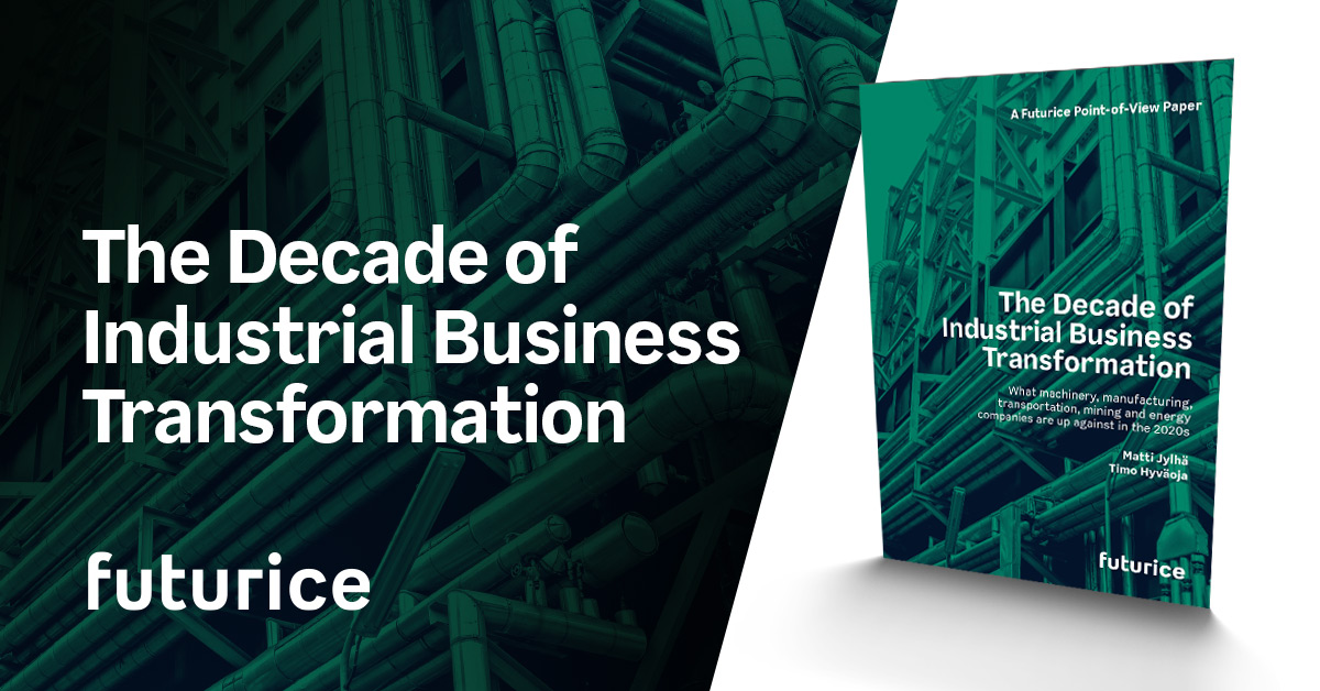 The Decade of Industrial Business Transformation