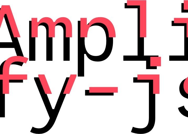 AWS Amplify-js