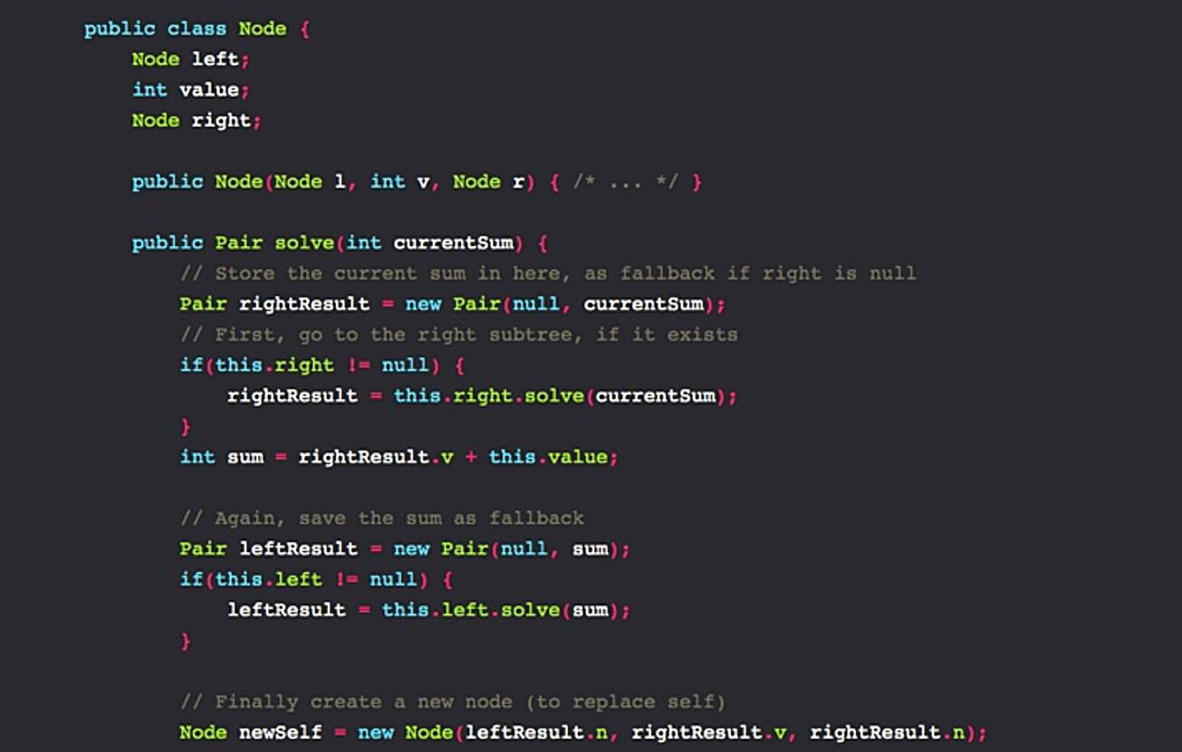 Let the compiler do the work for you
