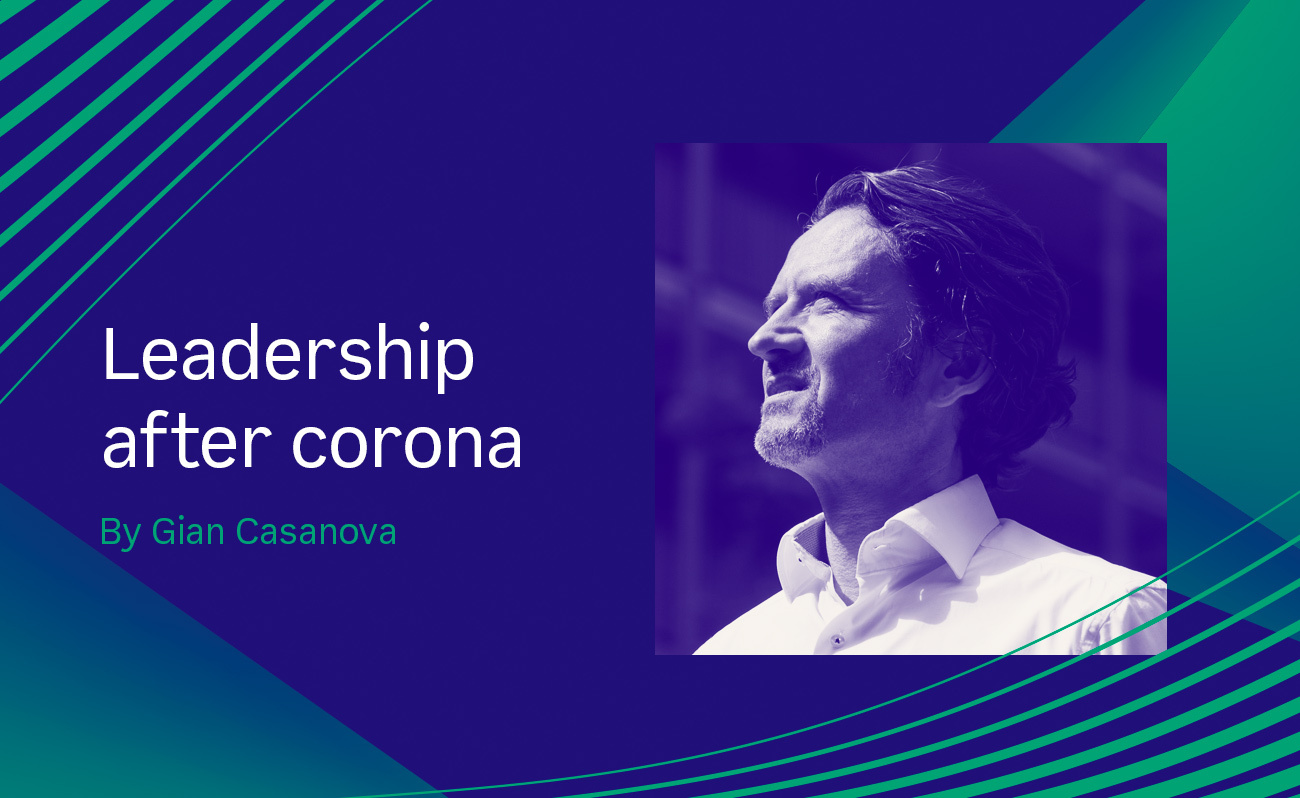Leadership after corona