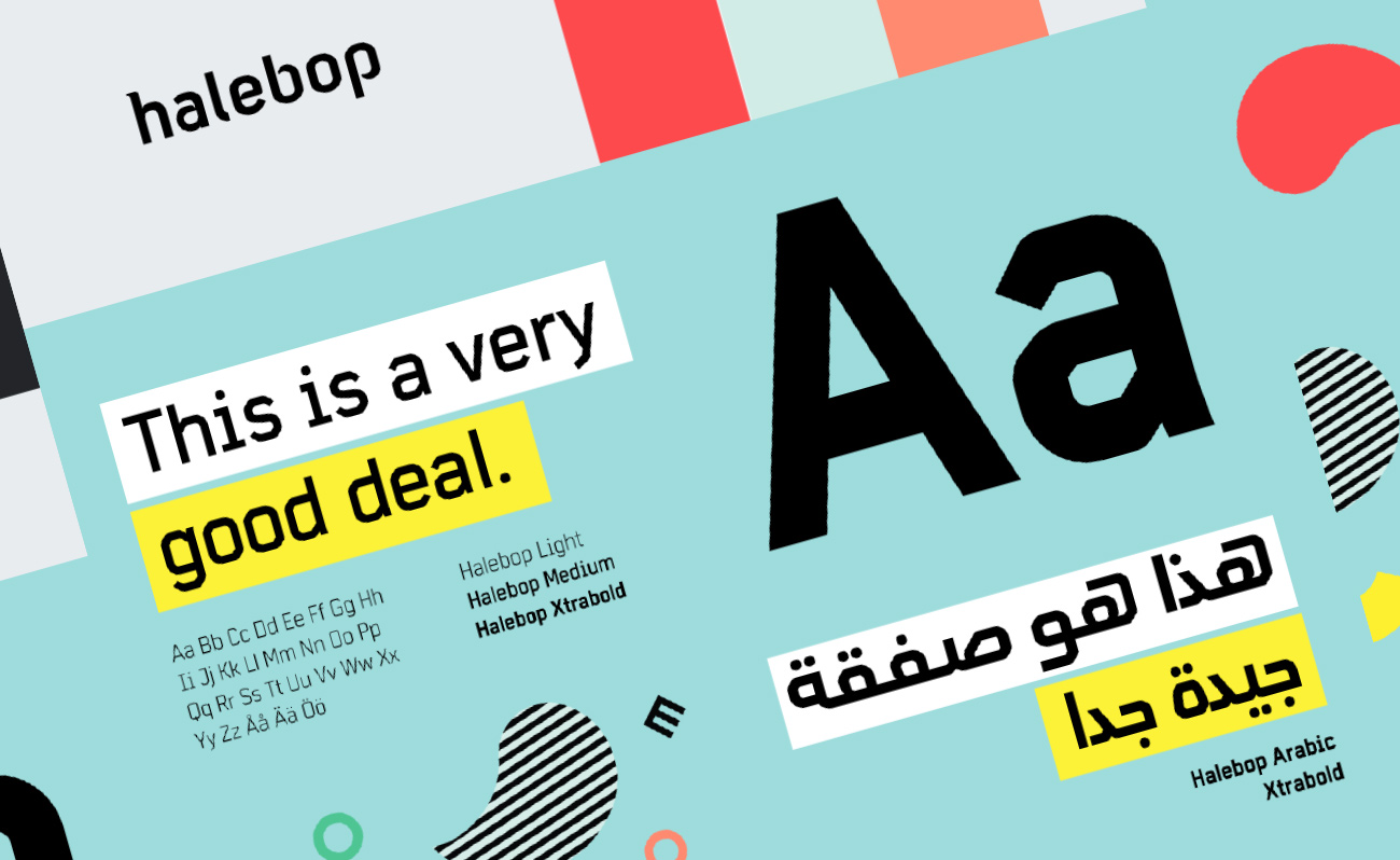 Co-creating a visual brand identity with Halebop